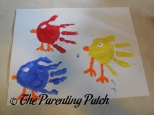 Painting on Black Pupils