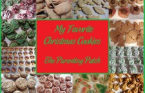 My Favorite Christmas Cookies (Day 13 of 25 Days of Christmas)