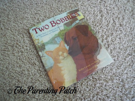 Cover of Two Bobbies: A True Story of Hurricane Katrina, Friendship, and Survival