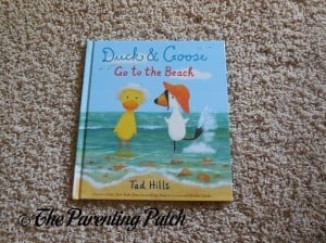 Cover of Duck & Goose Go to the Beach