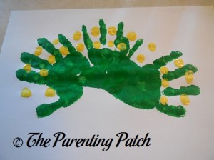 Adding Yellow Fingerprints to the Green Handprints