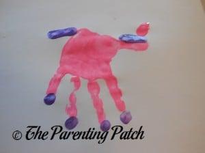 Adding a Pink Unicorn Horn