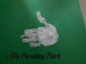 Adding a White Fingerprint to the White Thumbprint