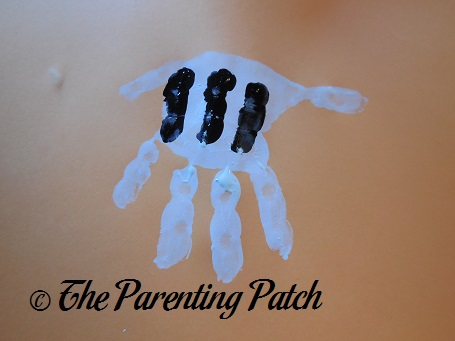 Z Is For Zebra Handprint Craft Parenting Patch