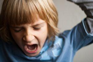 Child Waking from Nightmare