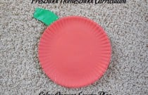 Preschool Homeschool Curriculum: Color Orange Lesson Plan