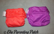 bumGenius Freetime and Elemental All-in-One Cloth Diaper Comparison Review