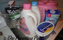 Stinky Diapers? Use More Detergent