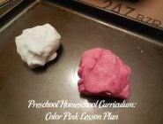 Pink Cloud Dough