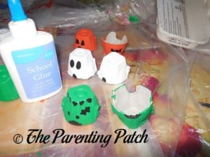 Painting on Pumpkin, Monster, and Ghost Faces