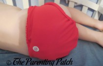 Cherry Buttons Diaper: Daily Diaper