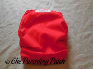 Red Sankofa Diapers Pocket Diaper 2