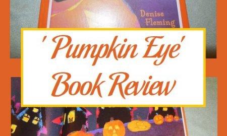 'Pumpkin Eye' Book Review