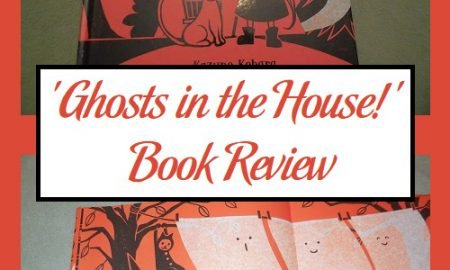 'Ghosts in the House!' Book Review