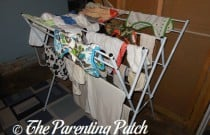 My Current Cloth Diaper Laundry Routine