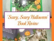 'Scary, Scary Halloween' Book Review