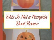 'This Is Not a Pumpkin' Book Review