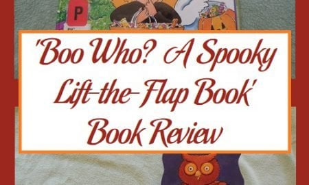 'Boo Who? A Spooky Lift-the-Flap Book' Book Review