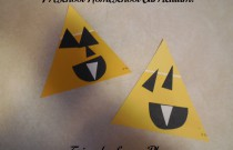 Preschool Homeschool Curriculum: Triangles Lesson Plan