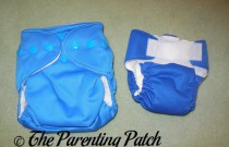 BubbyBums Newborn All-in-One and Preemie Cloth Diaper Review