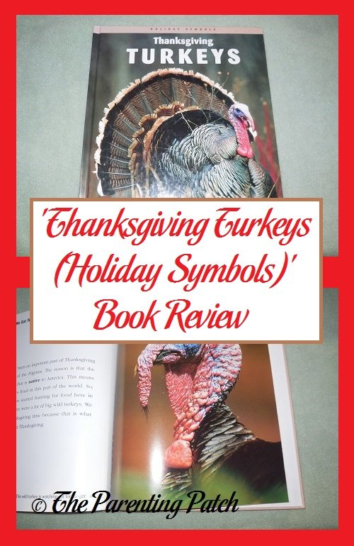 Thanksgiving Turkeys Holiday Symbols Book Review Parenting Patch