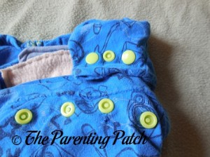 2014-11-11 StorkStopover Upcycled Newborn Fitted Pocket Cloth Diaper Review 4