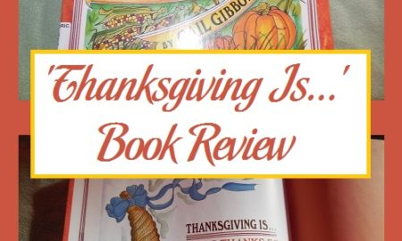 'Thanksgiving Is...' Book Review