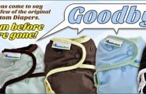 Retired Best Bottom Diapers: Say Goodbye Mint Chocolate Chip, Chunky Monkey, Blue Moon, and Cookies 'N Cream