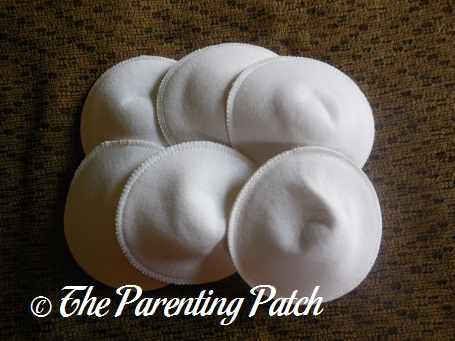 Molded Seamless Washable Nursing Pads by Baby Nip from Nursing Bra Express 4