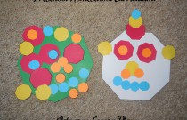 Preschool Homeschool Curriculum: Octagons Lesson Plan