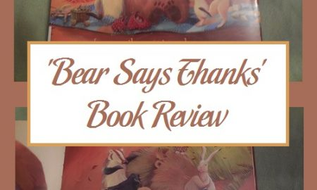 'Bear Says Thanks' Book Review