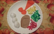 Preschool Homeschool Curriculum: Thanksgiving Lesson Plan