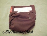 TushMate All-in-One Newborn Cloth Diaper Review