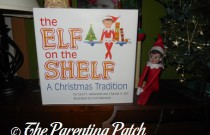 The Elf and the Book: The Elf on the Shelf Day 1