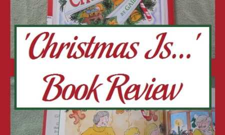 'Christmas Is...' Book Review