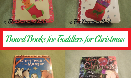 Board Books for Christmas for Toddlers
