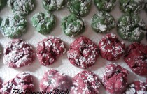 Baking Holiday Velvet Cookies for Christmas (Day 11 of 25 Days of Christmas)