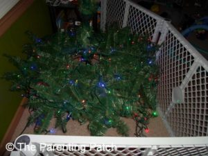 Setting Up the Christmas Tree 2
