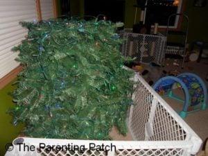 Setting Up the Christmas Tree 3