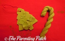 Making Salt Dough Ornaments for Christmas (Day 21 of 25 Days of Christmas)
