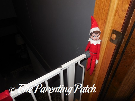 The Elf on the Baby Gate