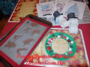 Christmas Preschool Crafts and Activities