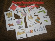 Preschool Homeschool Curriculum: Opposites Lesson Plan