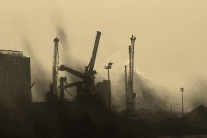 Air Pollution from Factory