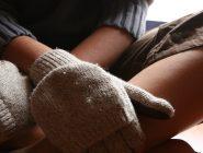Hands in Mittens