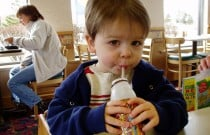 Eliminating Chocolate Milk from School Program Decreased Total Milk Intake