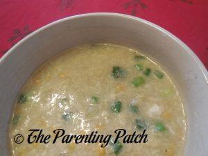 Flounder Egg Drop Soup Recipe