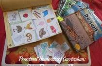 Preschool Homeschool Curriculum: Living Things Lesson Plan
