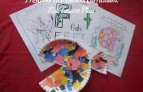 Preschool Homeschool Curriculum: Fish Lesson Plan