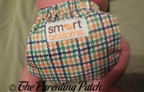 Emerson Smart Bottoms Born Smart Newborn Diaper: Daily Diaper